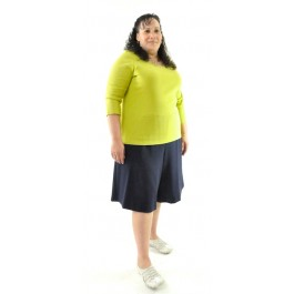 Walking Culottes / Womens Plus Size