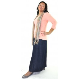 Long Corneado Skirt / Ladies