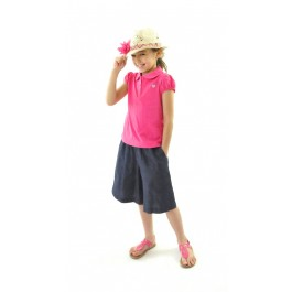 Walking Culottes / Cotton / Girls