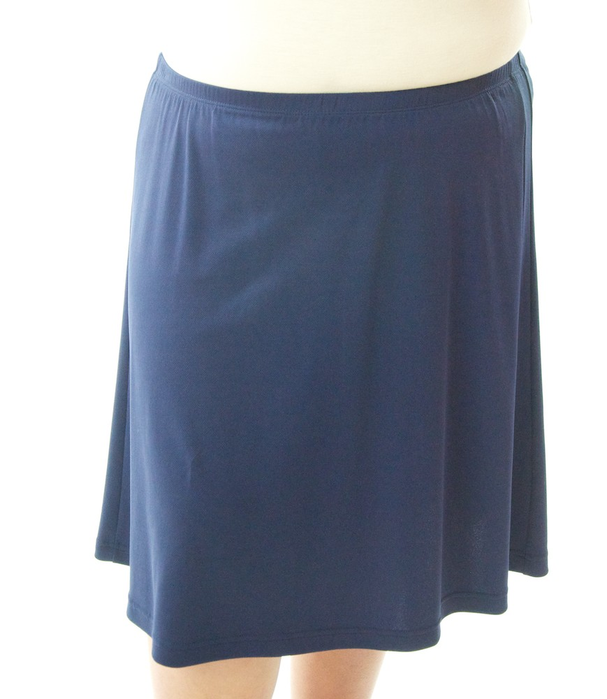 Capri leggings skirt Plus Size Bottoms Woman Within