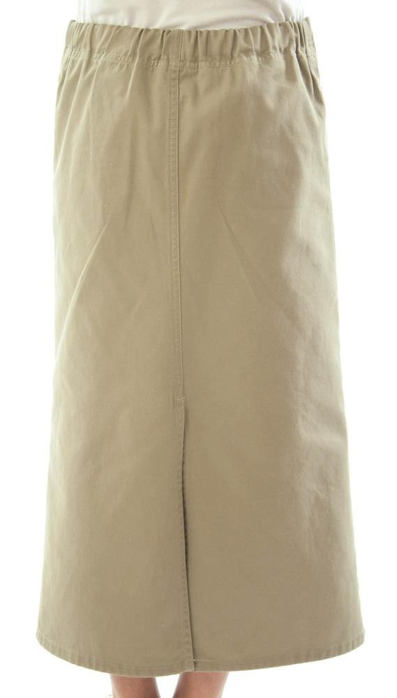 Dressing For His Glory : Long Jean Skirt / Girls