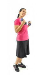Athletic Exercise Skort / Ladies
