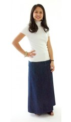 Long Corneado Skirt  / Junior