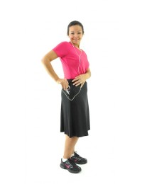 Athletic Exercise Skirt / Ladies