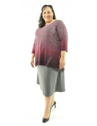 Short Dress Skirt / Womens Plus Size