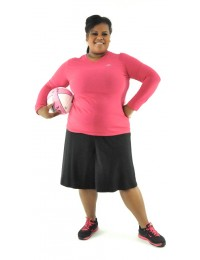Athletic Running Culottes / Womens Plus Size