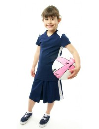 Athletic Two Pleater Culottes / Girls