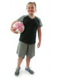 Athletic Two Pleater Culottes / Girls Plus Size