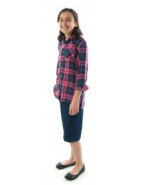 Short Jean Skirt  / Girls