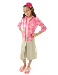 Two Pleater Culottes / Girls