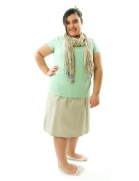 Jack and Jill Skort / Cotton / Girls Plus Size