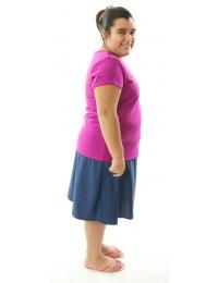 Freestyle Swim Skirt  / Girls Plus Size