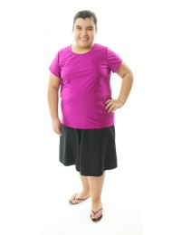 Swim Culottes / Girls Plus Size