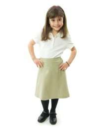 School Uniform Flare Skort  / Girls