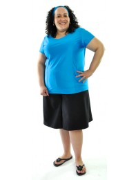 Swim Culottes /  Womens Plus Sizes