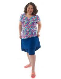 Freestyle Swim Skirt / Womens Plus Size