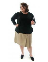 School Uniform Skirt / Womens Plus Size