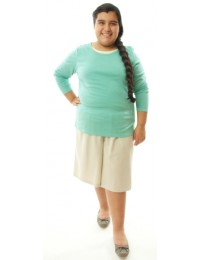 Walking Culottes /  GIRLS PLUS SIZES